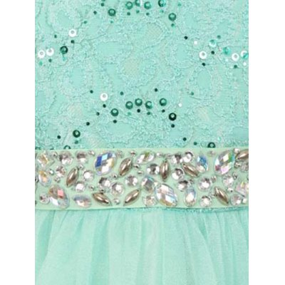 Cute Sequin Embellished Round Neck Sleeveless Girls DressGirls Clothing<br>Cute Sequin Embellished Round Neck Sleeveless Girls Dress<br><br>Style: Cute<br>Material: Polyester<br>Silhouette: Ball Gown<br>Dresses Length: Knee-Length<br>Neckline: Round Collar<br>Sleeve Length: Sleeveless<br>Embellishment: Bowknot<br>Pattern Type: Patchwork<br>With Belt: No<br>Season: Summer<br>Weight: 0.248kg<br>Package Contents: 1 x Dress