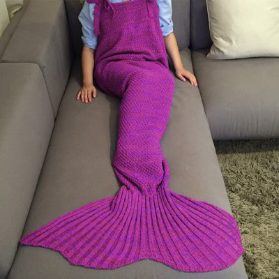 Stylish Drawstring Style Knitted Mermaid Design Sleeping Bag BlanketBedding<br>Stylish Drawstring Style Knitted Mermaid Design Sleeping Bag Blanket<br><br>Type: Knitted<br>Material: Cotton<br>Pattern Type: Solid<br>Size(L*W)(CM): 200*95CM<br>Weight: 0.945kg<br>Package Contents: 1 x Blanket