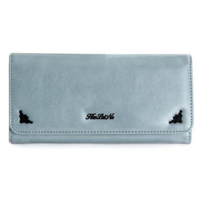Letter Design Wallet For Women