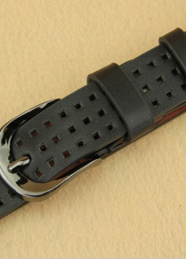 Chic Hollow Small Checkered Pin Buckle Belt For Women