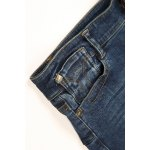 Embroidered Sheath Jeans photo