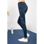 Embroidered Sheath Jeans deal