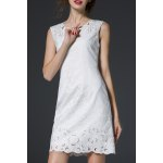 Embroidered Mini Sundress deal