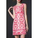 Mini Jacquard Sundress