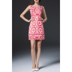 best Mini Jacquard Sundress