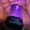 Starry Star Master Gift Led Night Light Unique Design Projector Lamp Multi Colors deal
