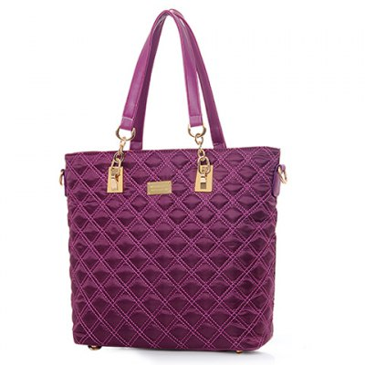 Fashion PU Leather and Ruched Design Womens Shoulder BagWomens Bags<br>Fashion PU Leather and Ruched Design Womens Shoulder Bag<br><br>Handbag Type: Shoulder bag<br>Style: Fashion<br>Gender: For Women<br>Pattern Type: Argyle<br>Handbag Size: Small(20-30cm)<br>Closure Type: Zipper<br>Interior: Interior Zipper Pocket<br>Occasion: Versatile<br>Main Material: PU<br>Weight: 1.146kg<br>Size(CM)(L*W*H): 30*13*27<br>Strap Length: 22CM<br>Package Contents: 2 x Shoulder Bags,1 x Clutch Bag,1 x Tote Bag,1 x Key Bag,1 x Wallet