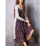 Stylish Cami Sleeveless Bohemian Print Women's Dress deal
