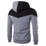 cheap IZZUMI Hooded Long Sleeves Hoodie