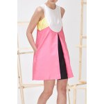 Color Block Tank Top Dress for sale