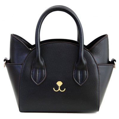 Cat Shape Design Tote Bag For Women
