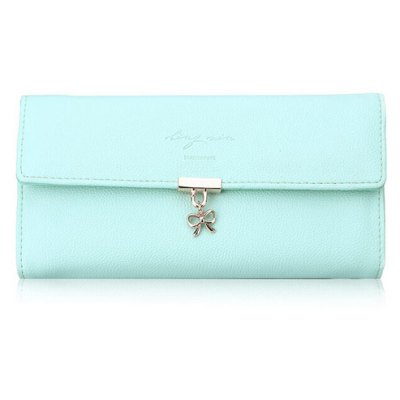 Bow Design Wallet For Women