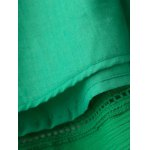 Stylish Cami Green Lace Spliced Women's Dress for sale