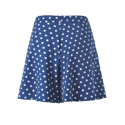 Active Wave Point High Waist Culotte For Women