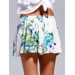 Sweet Floral Print Loosed-Fitting Shorts For Women deal