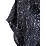 Chic Women's Lace See-Through Cover-Up deal