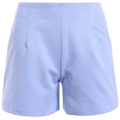 High-Waisted A-line Shorts For Women