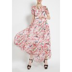 Camisole Dress and Birds Print Dress Twinset deal