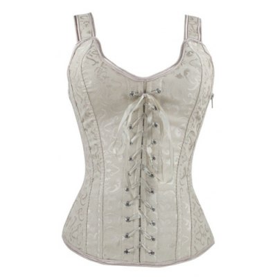 V-Neck Slimming Corset For Women