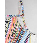 Trendy Geometric Print Women's Cami Dress deal