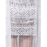 best Chic Women's Lace Fringed Spliced Cover-Up
