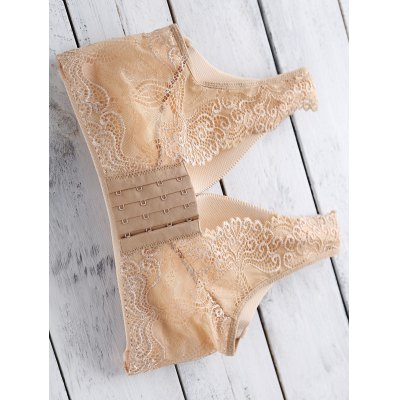 Brief Push Up Wire Free Lace Patchwork Womens BraTops<br>Brief Push Up Wire Free Lace Patchwork Womens Bra<br><br>Materials: Nylon,Spandex<br>Bra Style: Push Up<br>Cup Shape: Three Quarters(3/4 Cup)<br>Support Type: Wire Free<br>Strap Type: Non-adjusted Straps<br>Closure Style: Four Hook-and-eye<br>Pattern Type: Solid<br>Embellishment: Lace<br>Style: Everyday<br>Weight: 0.145kg<br>Package Contents: 1 x Bra