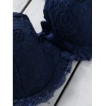 Bowknot Embellished Lace Everyday Bra deal
