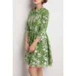 Floral Embroidered A LineDress for sale