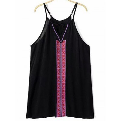 Cami Embroidery Dress