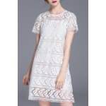 Cut Out Lace Dress and Cami Dress Suit deal