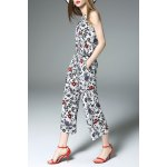 Print Tank Top and Wide Leg Pants deal