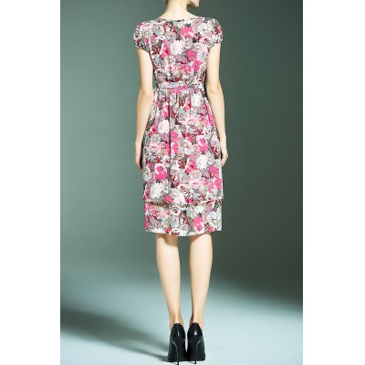 Layered Floral Print DressDesigner Dresses<br>Layered Floral Print Dress<br><br>Style: A Line<br>Material: Polyester<br>Composition: 100% Polyester<br>Dresses Length: Knee-Length<br>Neckline: Round Collar<br>Sleeve Length: Short Sleeves<br>Pattern Type: Floral<br>With Belt: No<br>Season: Summer<br>Weight: 0.400kg<br>Package Contents: 1 x Dress