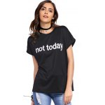 cheap Casual Short Sleeve Letter Print Women's T-Shirt