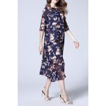 Cami Dress and Chiffon Floral Print Dress for sale