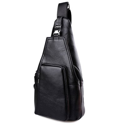 Concise Solid Color and PU Leather Design Messenger Bag For MenMens Bags<br>Concise Solid Color and PU Leather Design Messenger Bag For Men<br><br>Gender: For Men<br>Pattern Type: Solid<br>Closure Type: Zipper &amp; Hasp<br>Main Material: PU<br>Length: 19CM<br>Width: 7CM<br>Height: 36CM<br>Weight: 1.200kg<br>Package Contents: 1 x Crossbody Bag