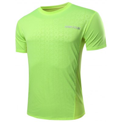 Short Sleeve Neon T Shirts