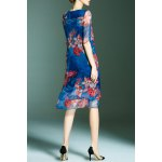 best Floral Layered Dress