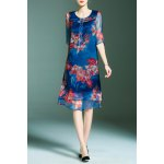 Floral Layered Dress deal