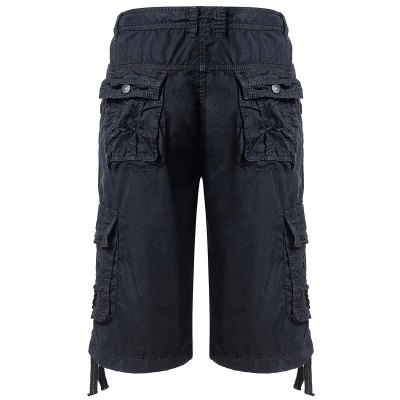 Cotton Solid Color Multi-Pockets Design Zipper Fly Straight Leg ShortsMens Shorts<br>Cotton Solid Color Multi-Pockets Design Zipper Fly Straight Leg Shorts<br><br>Style: Fashion<br>Length: Short<br>Material: Cotton<br>Fit Type: Regular<br>Waist Type: Mid<br>Closure Type: Zipper Fly<br>Front Style: Pleated<br>Weight: 0.350kg<br>Package Contents: 1 x Shorts