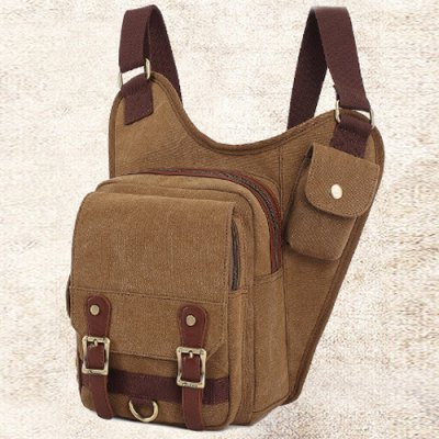 Leisure Zip and Canvas Design Messenger Bag For MenMens Bags<br>Leisure Zip and Canvas Design Messenger Bag For Men<br><br>Gender: For Men<br>Pattern Type: Solid<br>Closure Type: Zipper<br>Main Material: Canvas<br>Length: 34CM<br>Width: 9CM<br>Height: 36CM<br>Weight: 1.200kg<br>Package Contents: 1 x Messenger Bag