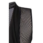 Casual Mesh See-through Waistcoat For Men for sale