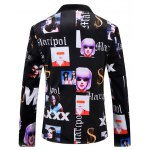 Girl Printed Casual Suit For Men deal