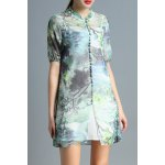 Cami Dress and Scenery Print Dress Twinset deal