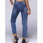 Stylish Women's Slimming Ripped Jeans for sale