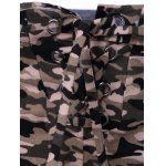 Chic Women's Camouflage Print Shorts deal