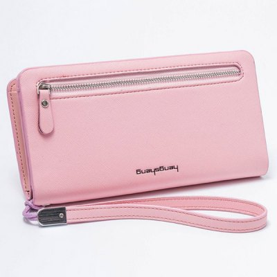 Ladylike Candy Color and Zip Design Clutch Wallet For WomenWomens Wallets<br>Ladylike Candy Color and Zip Design Clutch Wallet For Women<br><br>Wallets Type: Clutch Wallets<br>Gender: For Women<br>Style: Casual<br>Closure Type: Zipper<br>Pattern Type: Solid<br>Main Material: PU<br>Length: 20CM<br>Width: 3CM<br>Height: 10.5CM<br>Weight: 0.248kg<br>Package Contents: 1 x Clutch Wallet