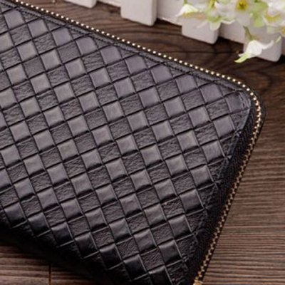 Vintage Weaving and Zip Design Wallet For MenMens Wallets<br>Vintage Weaving and Zip Design Wallet For Men<br><br>Wallets Type: Clutch Wallets<br>Gender: For Men<br>Style: Vintage<br>Closure Type: Zipper<br>Pattern Type: Solid<br>Main Material: PU<br>Length: 19.8CM<br>Width: 2.7CM<br>Height: 10CM<br>Weight: 0.220kg<br>Package Contents: 1 x Wallet