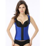 cheap Brief Underbust Straps Latex Corset