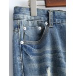 Destroyed Boyfriend Jeans for sale