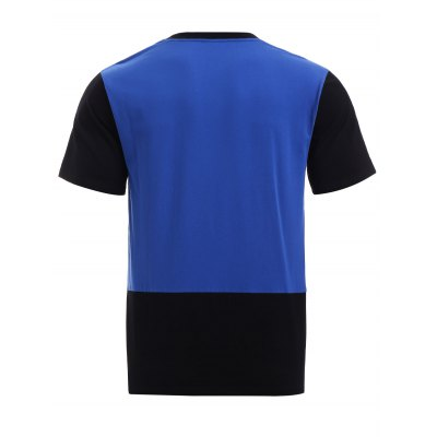 BoyNewYork Color Block Short Sleeves T-Shirt